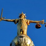 Lady Justice at the Old Bailey. Pic: Lonpicman