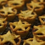 Christmas mince pies. Pic: Peter Asquith