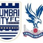 Mumbai City FC and Crystal Palace FC join forces. Pic: Mumbai City FC and Crystal Palace FC