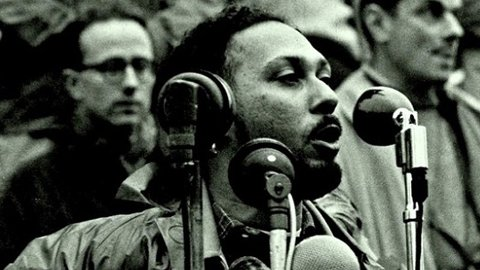 Professor Stuart Hall. Pic: Goldsmiths University of London