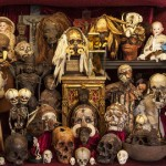 The Cabinet of Death exhibit. Pic: The Viktor Wynd Museum of Curiosities