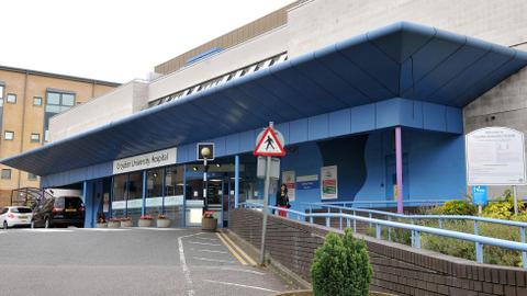 Croydon University Hospital. Pic: Croydon Health Services Trust.