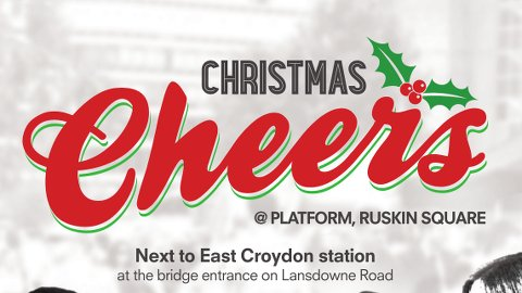 Christmas at Platform. Pic: Platform Ruskin Square