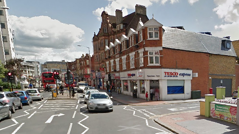 London Road, west Croydon. Pic: Google Maps