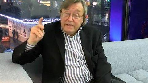 Former Cabinet minister David Mellor. Pic: Classic FM