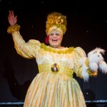 Mother Goose at Hackney Empire. Pic: Robert Workman