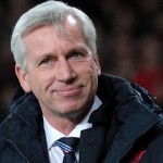 Crystal Palace manager Alan Pardew. Pic: Crystal Palace.