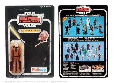 Ben (Obi-Wan) Kenobi figure.