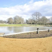 Green Spaces Wandle Park Pic: Croydon Council