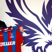 Jordon Mutch joins Crystal Palace. Pic: cpfc.co.uk