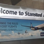 Stansted airport. Pic: Ozen Huseyin