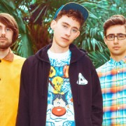 Years & Years, winners of BBC Music Sound of 2015. Pic: Chuffmedia