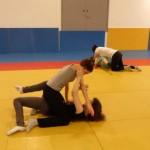 Women practicing self defense. Pic: @sevnecati