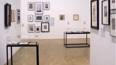 """""""Adventures of the Black Square"""" at Whitechapel Gallery. Pic:"""