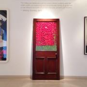 Art in the gallery. Pic: Anna Senkara