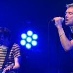 Blur performing in Newcastle in 2009. Pic: Wikipedia