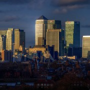 Cognicity is a part of Canary Wharf's 'smart city' redevelopment. Pic: Micu Radu