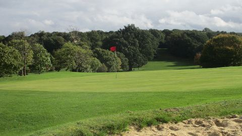 Campaigners say the golf course is an important part of the park's heritage. Pic: Matt Brown