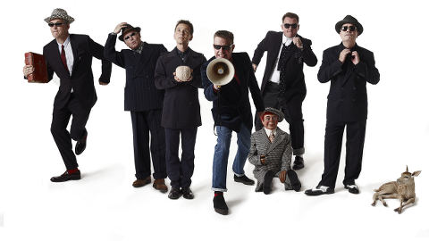 Ska legends Madness will be appearing at this year's festival. Pic: On Blackheath