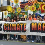Marching against changes in our climate. Pic: South Bend Voice