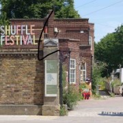 Danny Boyle is heavily involved in Mile End's Shuffle Festival. Pic: Kate MacTier