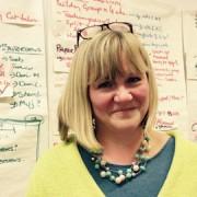 Helen Stanley - Artistic Director at Lewisham Youth Theatre. Pic: Harriet Mallinson