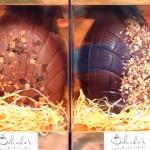 Belinda's handmade Easter eggs at Broadway Market Pic: Harriet Mallinson