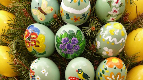 Have an eggcellent weekend! Pic: Pixabay