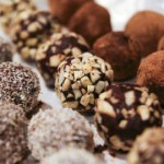 Chocolate truffles. Pic: James Yu