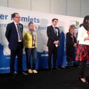Rushanara Ali won Bethnal Green and Bow with a large majority. Pic:  Arnau Busquets-Guardia