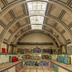 Haggerston Baths opened in 1904 and have been closed since 2000. Pic: Hackney Council