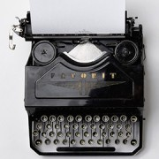 Typewriter. Image by Unsplash.