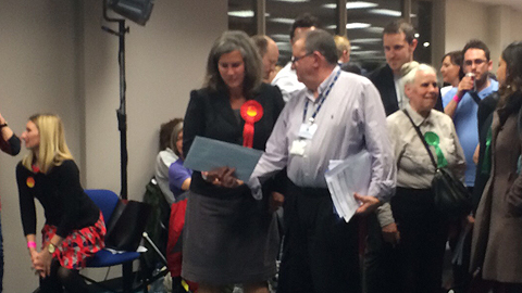 Heidi Alexander retains Lewisham East for Labour with 23,907 votes