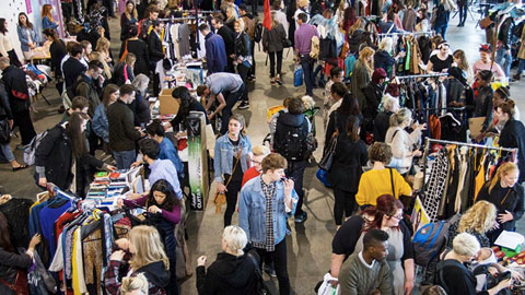 Rumble in the Jumble 2014. Pic: James Robert Brown