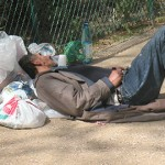 By refusing to comply with the PSPO rough sleepers can be fined up to £1,000. Pic: Eastlondonlines