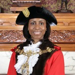 Patricia Hay-Justice is the new Mayor of Croydon. Pic: Croydon Council