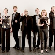 Exaudi will be performing on 3 June at Spitalfields Music Summer Festival. Pic: Exaudi