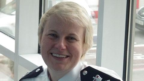 Chief Superintendent Kate Halpin. Pic: Metropolitan Police
