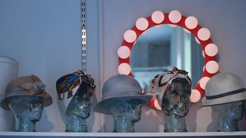 Dawn's creations Pic: Catherine Davies