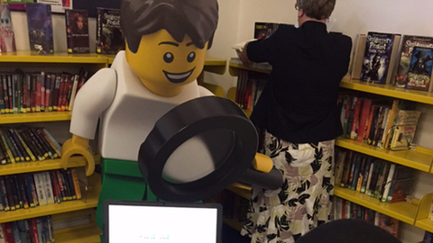 LEGO Mascot Pic: Cultural Community Solutions Ltd