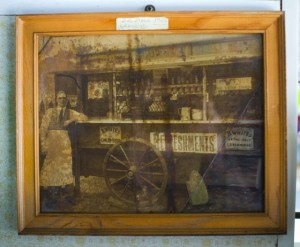 Proprietor of the Coffee Stall Sydney Edward Tothill pictured   Pic: Syd's Coffee Stall