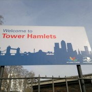 Tower Hamlets Pic: Steven Haslington