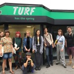 TURF PROJECTS Gallery & Workspace, Keeley Road, Croydon PIC: Turf Projects