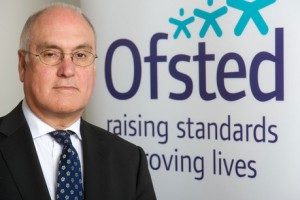 Sir Michael Wilshaw Pic: Ofsted