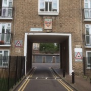 The Sanford Court flats Pic: Angela Phillips