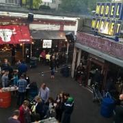 Lewisham Model Market PIC: Scarlett Alexander