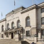 Hackney Town Hall. Pic: Steve Cadman