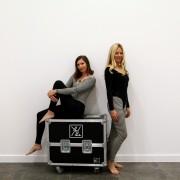 Alison Bracegirdle and Rebecca Russell-Turner