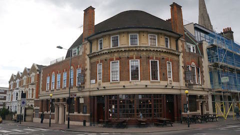 The Rose and Crown is now a Grade-II listed building. Credit: Marthe Holkestad.