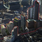 Proposed development site, Bishopsgate Goodsyard. Credit: Jeremy Freedman.